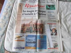 Lot De Documents En Rapport Avec Le Cirque Pinder - Vecchi Documenti