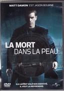 DVD Jason Bourne La Mort Dans La Peau ( Etat: TTB Port 110 Gr Ou 30gr ) - Action, Aventure
