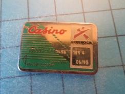 PIN512F Pin's Pins / Belle Qualité Et TB état !!!! : CARTE DE PAIEMENT COFINOGA CASINO  Marquage Au Dos : - ---  - - Banks