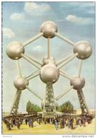BRUXELLES-EXPOSITION UNIVERSELLE 1958-ATOMIUM-expo 58-world Fair - Ausstellungen