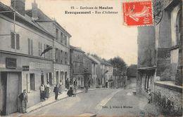 Environs De MEULAN - EVECQUEMONT - Rue D'Adhémar - Meulan