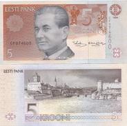 Estonia - 5 Krooni1994 UNC Lemberg-Zp - Estonia
