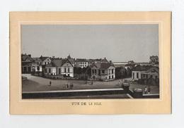 Lithographie Vers 1880 La Bole (la Baule) - Vieux Papiers