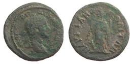 [H] +++ AE21 -- GORDIAN III. / Gordien III. -- Markianopolis -- Tyche ++ - Römische Münzen