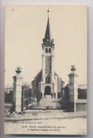 CAMIERS - L'église - Animée - Frankreich