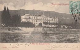 STRESA  Lac Majeur  Hotel Des Iles Borromées - Italia