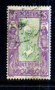 Saint Pierre Et Miquelon Y&T 143 ° - St.Pierre Et Miquelon