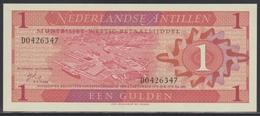 Netherlands Antilles 1 Gulden 08.09.1970 UNC - Netherlands Antilles (...-1986)