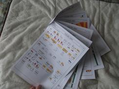 Lot De Documents En Rapport Avec Le Matériel Du Cirque Pinder Tours 2005 - Old Paper