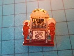 PIN512F Pin's Pins / Belle Qualité Et TB état !!!! : INSTRUMENT DE MUSIQUE LIMONAIRE FRERES AAIMM - Music