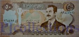 IRAQ 50 DINARS 1994 PICK 83 UNC - Iraq