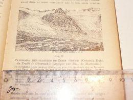 Zemmgrund  Glacier Austria Print Gravour Engrvaing 1926 - Stiche & Gravuren