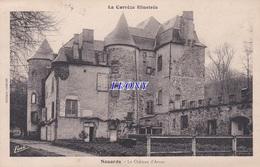 CPSM 9X14  De NONARDS (19) - Le CHATEAU D' ARNAC  1934 - Sonstige Gemeinden