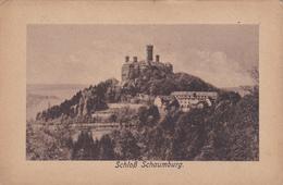 CPA ALLEMAGNE SCHAUMBURG RARE - Schaumburg