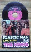 The Kinks: Plastic Man - Vinyl-Schallplatten