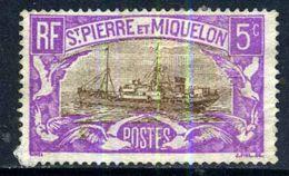 Saint Pierre Et Miquelon Y&T 139 (*) - St.Pierre Et Miquelon