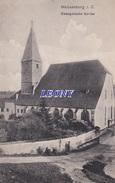 CPSM 9X14  De  WEISSENBURG - WISSEMBOURG  (67) - EVANGELISCHE KIRCHE - Wissembourg