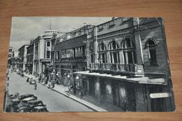 1171- Taranto, Via Giovinazzi - 1957 - Taranto