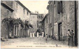 26 MONDRAGON - Rue Du Moulin - Autres Communes