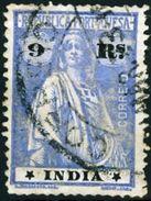 INDIA, PORTUGUESE INDIA, CERES, 1913, FRANCOBOLLI USATI, 1½ R.    Michel 346A   YT 314(B)   Scott 365 - Inde Portugaise