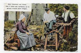 LA NORMANDIE PITTORESQUE - N° 2576 - Ed. LE GOUBEY ST PIERRE EGLISE - FORMAT CPA NON VOYAGEE - Autres Communes