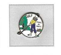 Pin's  Ville, Sport  GOLF, MINI  GOLF  PARC  De  HAYE  54840  Velaine-en-Haye - Golf