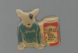 PINS PIN'S BOISSON BIERE BEER CHIEN BUD - Beer