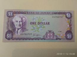 1 Dollar 1989 - Jamaica