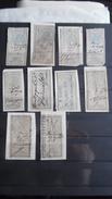 Lot De Timbre FISCAUX - Revenue Stamps