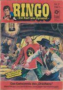 "Ringo Nr. 2: Das Geheimnis Des ""Drachens"" - Condor Verlag - Western-Comic - Livres, BD, Revues"