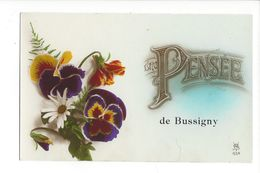 19077-  Une Pensée De Bussigny - VD Vaud