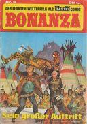 Bonanza Nr.5: Sein Großer Auftritt - Bastei Verlag - Western-Comic - Livres, BD, Revues