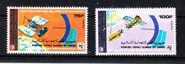 Comores  -  1979.  Satelliti  Mariner E Apollo Sojuz. Overprinted. MNH - Space
