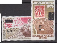 BENIN       1982              PA .     304 / 305           COTE   1 , 70    EUROS         ( S 457 ) - Bénin – Dahomey (1960-...)