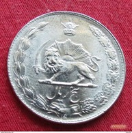 Iran 5 Rials 1974 / 1353 KM# 1176  Irão Persia Persien - Iran