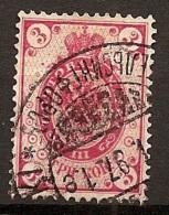 MK-2018  YVERT 38 - 1856-1917 Russian Government