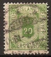 MK-2021  YVERT Serv 8 - Dienstzegels