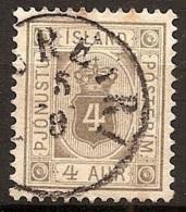 MK-2022  YVERT Serv 4 - Dienstzegels
