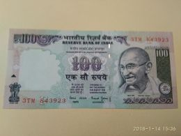 100 Rupie 2010 - India