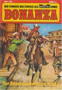 Bonanza Nr. 13: Der Reiter Mit Der Roten Maske - Bastei Verlag - Western-Comic - Books, Magazines, Comics