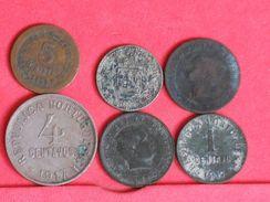 PORTUGAL    - LOT 6 COINS    - (Nº10469) - Portugal