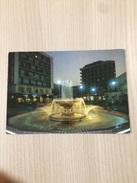 Cartolina-Salerno-Angri-Piazza Annunziata-notturno - Salerno