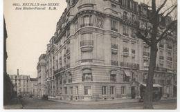 92..NEUILLY SUR SEINE  RUE BLAISE PASCAL  TBE  F922 - Neuilly Sur Seine