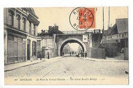 ROUBAIX  (cpa 59)  Le Pont Du Grand Chemin -   -  L 1 - Roubaix