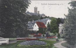 CPA ALLEMAGNE SCLOSS SCHAUMBURG Colorisée - Schaumburg