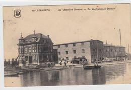 Willebroek / Willebroeck  Les Chantiers Dumont - De Werkplaatsen Dumont    SD Vooraan - Willebroek