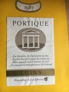 6482 - Luins Portique 1987 Fonjallaz Epesses Suisse - Autres