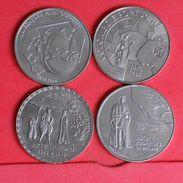 PORTUGAL    - LOT 4 COINS    - (Nº10484) - Portugal