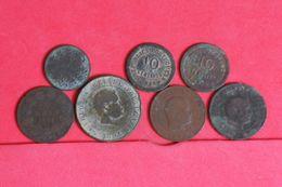 PORTUGAL    - LOT 7 COINS    - (Nº10488) - Portugal