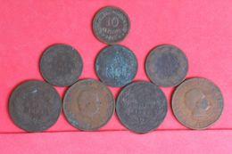 PORTUGAL    - LOT 8 COINS    - (Nº10489) - Portugal